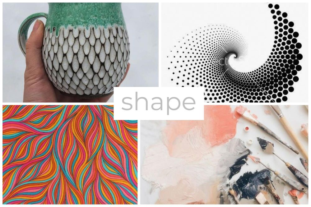 Line, Shape, and Texture - image 2 - student project