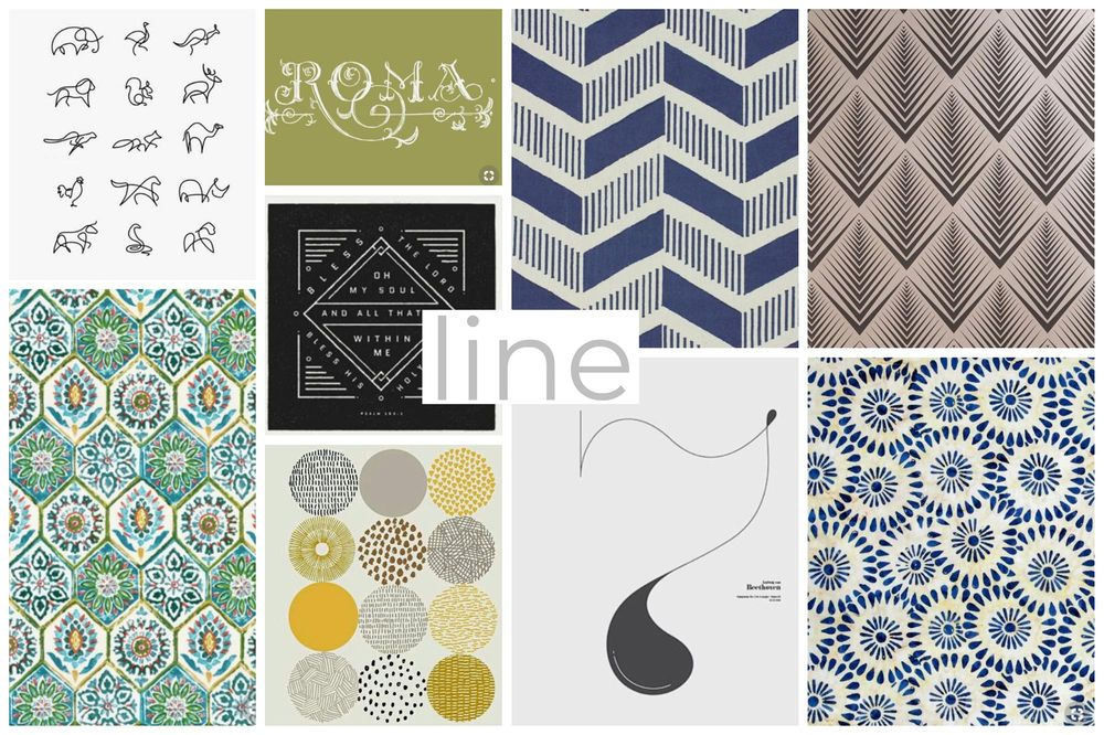 Line, Shape, and Texture - image 1 - student project