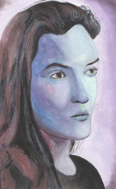 Portrait Studies: Features of the Face - image 9 - student project