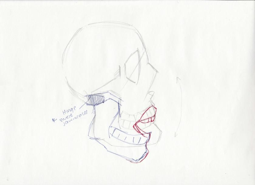 Portrait Studies: Features of the Face - image 4 - student project