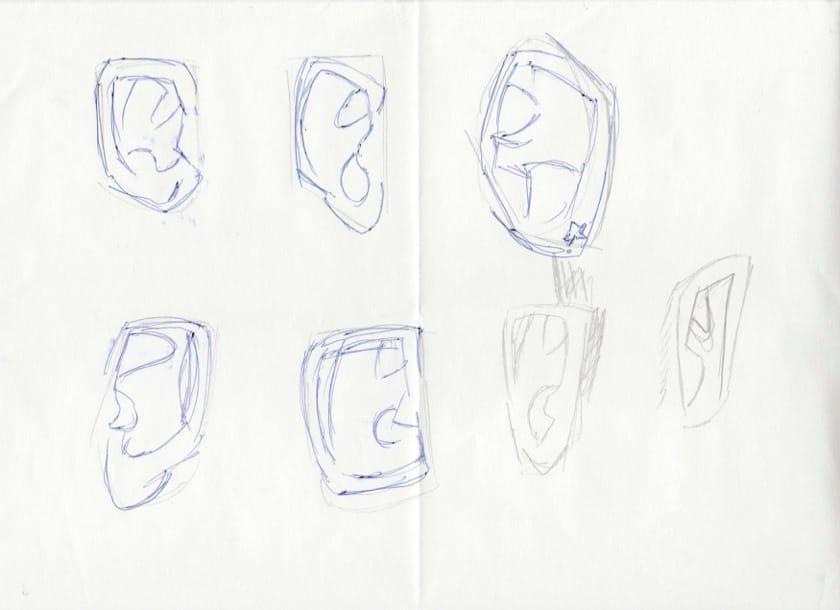 Portrait Studies: Features of the Face - image 6 - student project