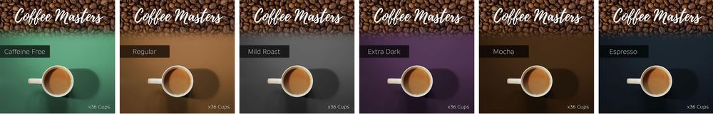 Coffee Flavors - image 2 - student project