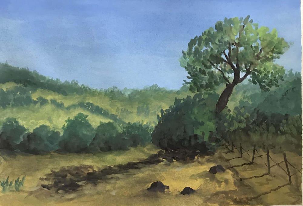 Landscape #1 - image 3 - student project