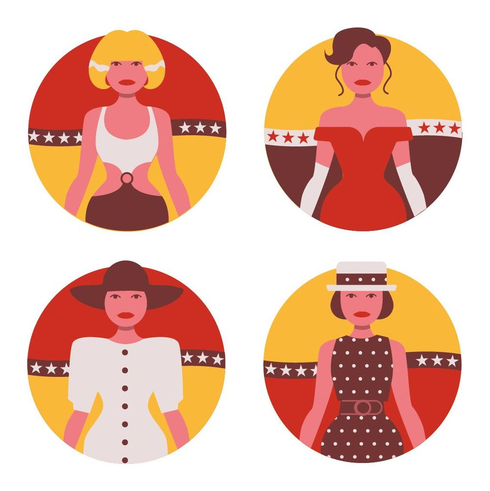 Pretty Woman's Outfits - image 1 - student project