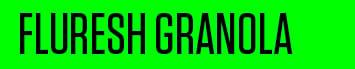 Fluresh Granola Label - image 1 - student project