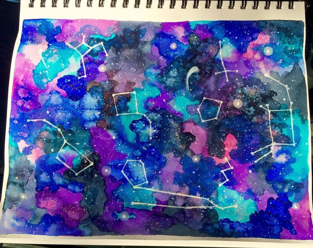 Marlys' Watercolor Projects - image 1 - student project