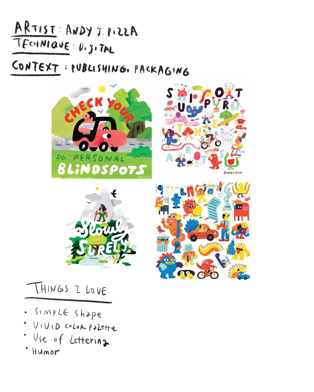 Exercise 1: Inspiration Case Studies - image 2 - student project