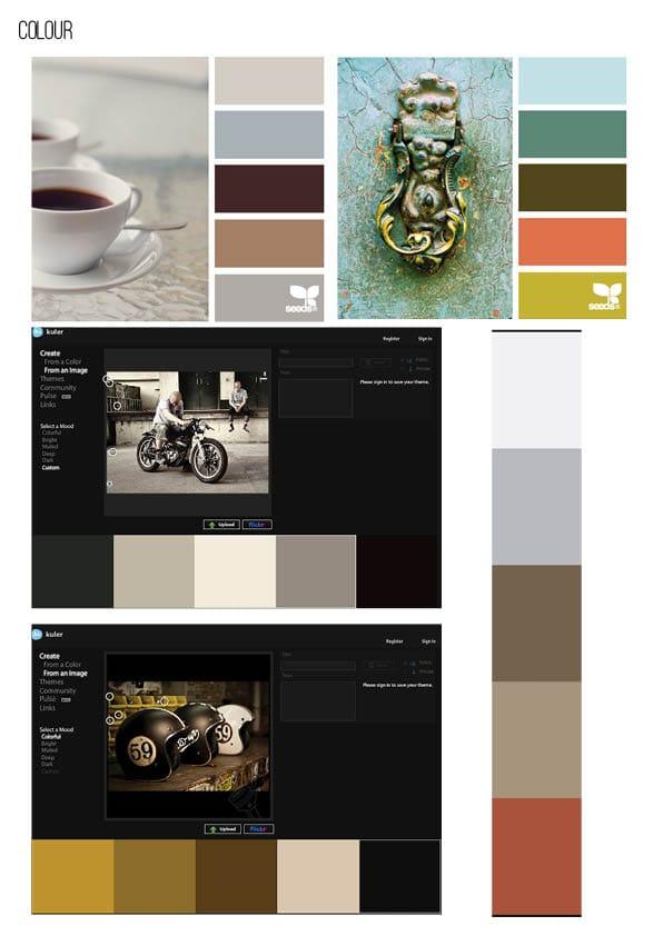 Label Design for Bean Racer Espresso - image 3 - student project
