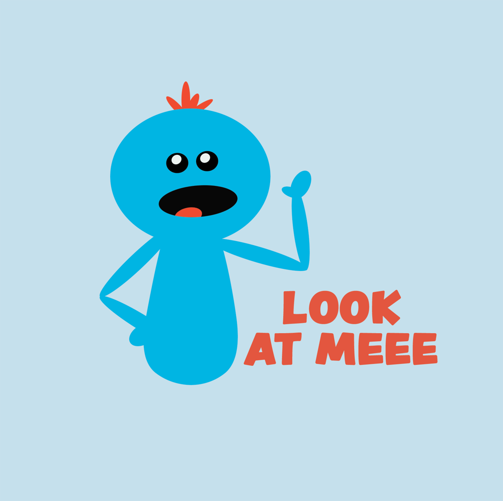 Look at meee! - image 1 - student project