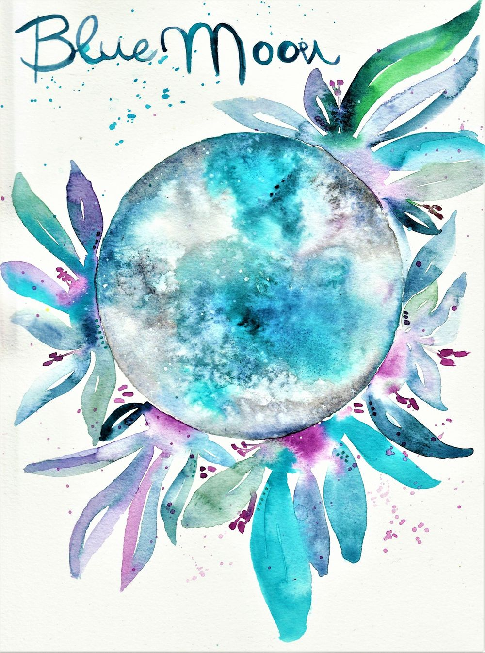 Blue Moon - image 1 - student project