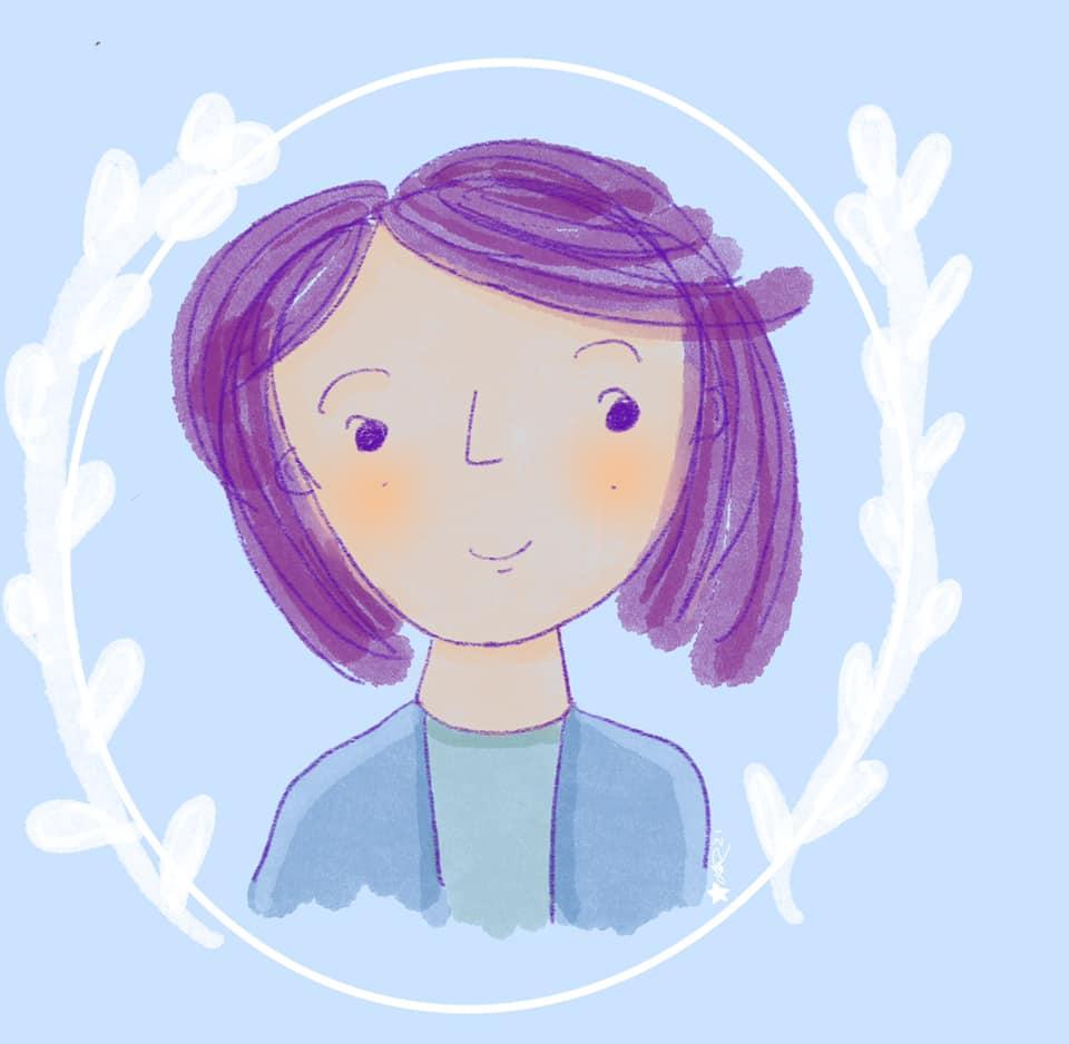 Simple self portrait - image 1 - student project