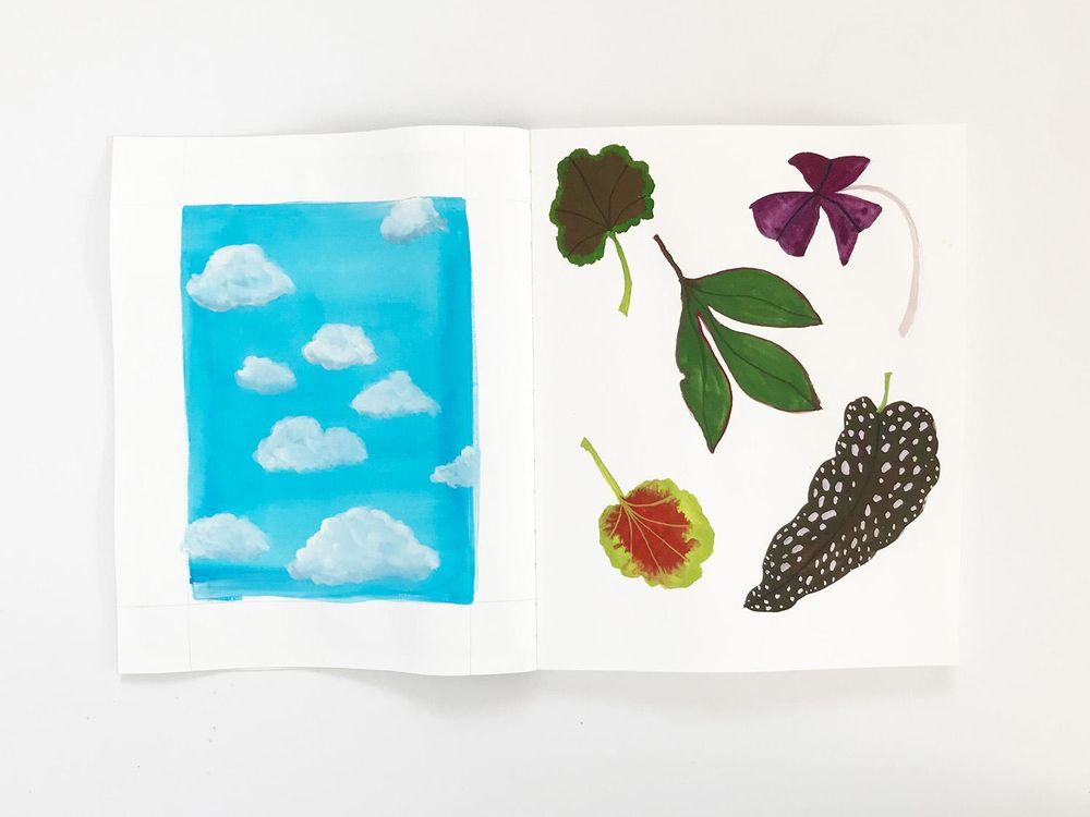 Painting with Gouache - image 2 - student project