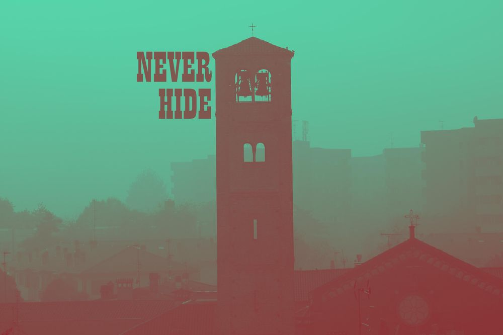 Never Hide - image 1 - student project