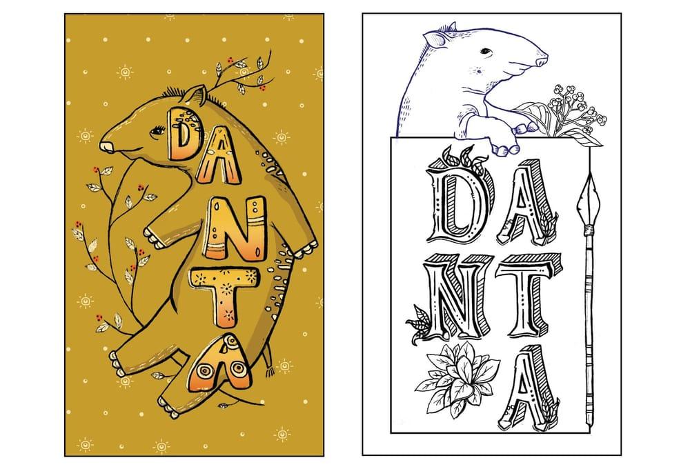 It's Dantastic - Danta - image 4 - student project