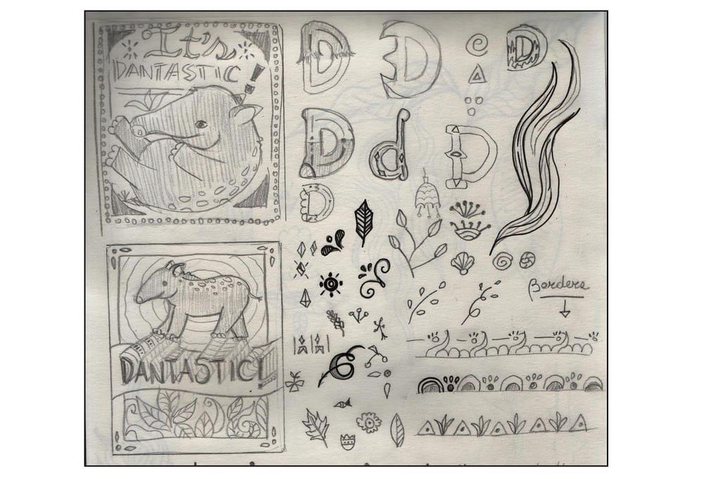 It's Dantastic - Danta - image 3 - student project