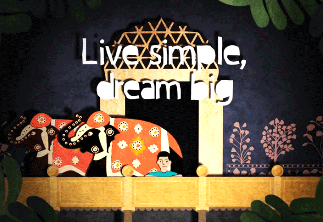 Live simple, dream big - image 6 - student project