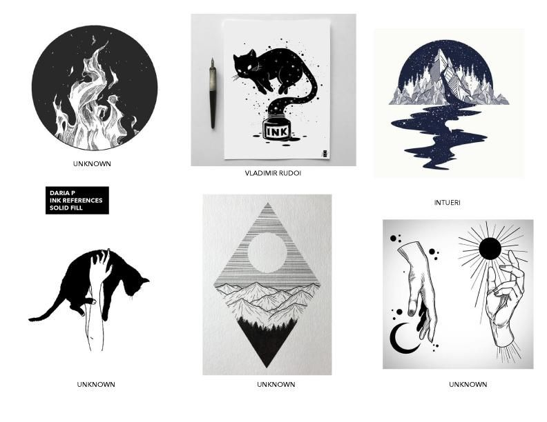 Imaginary Official Seattle Symbols - image 1 - student project