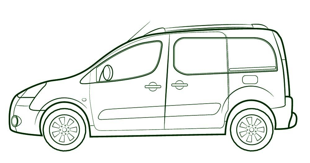 Citroën VECTOR - image 1 - student project