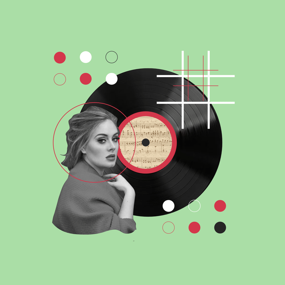Adele - image 1 - student project