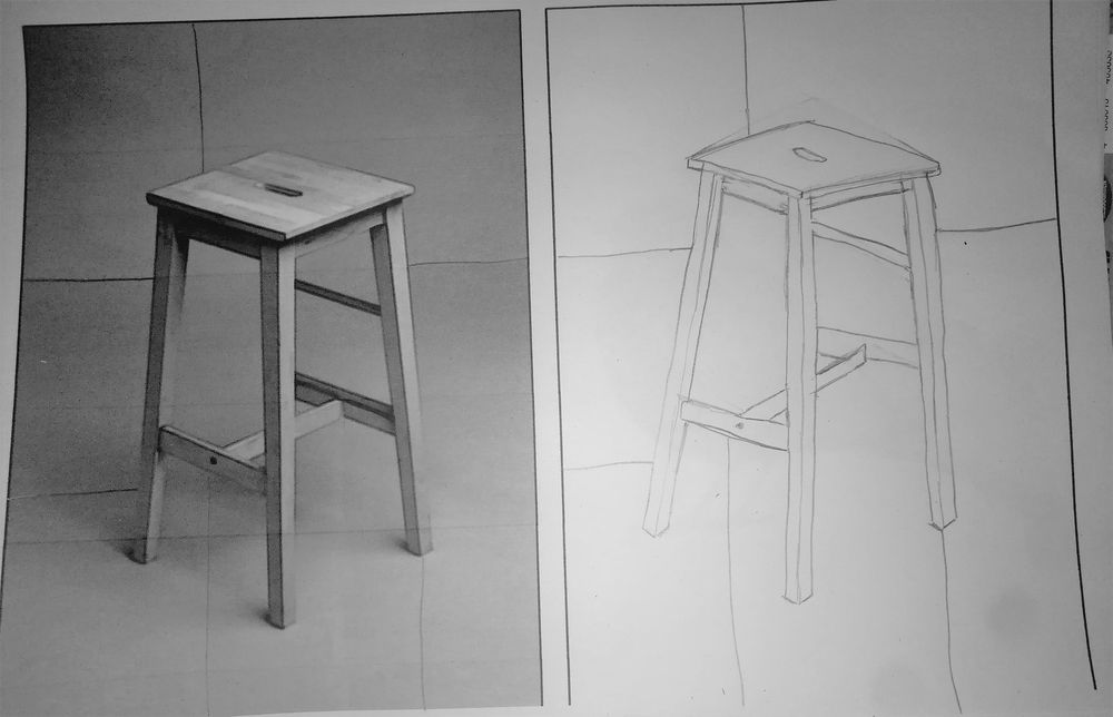 my first try (started with shapes, then finetuned it) - image 3 - student project