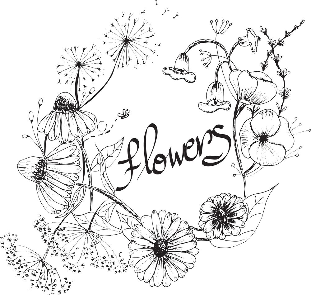 my flowers, wonderful class - image 1 - student project