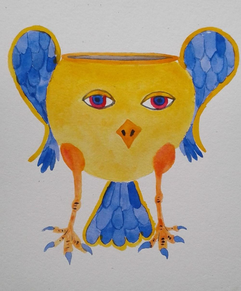 Whimsical Creatures - image 4 - student project