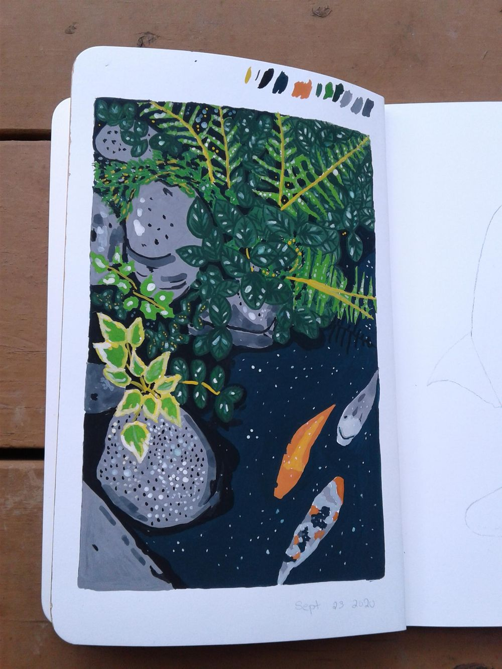 Gardens - image 2 - student project