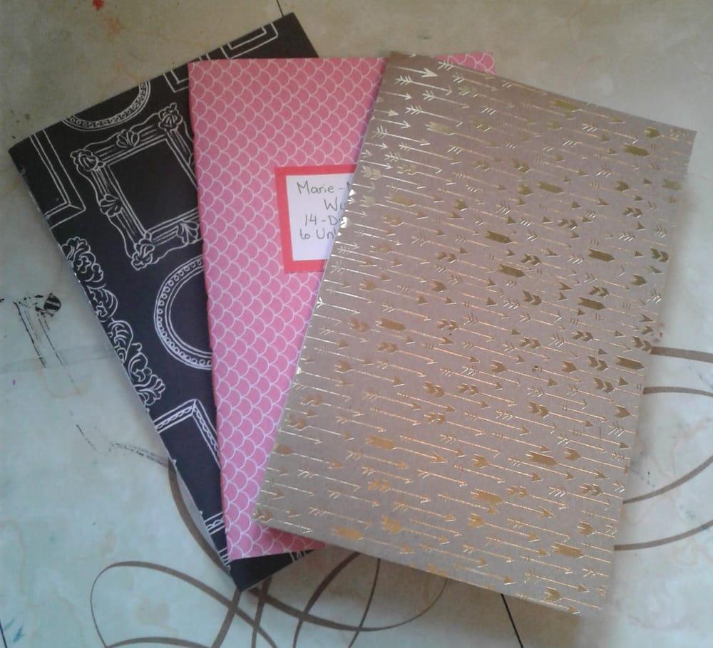 Single Pamphlet Stitch Books - image 1 - student project