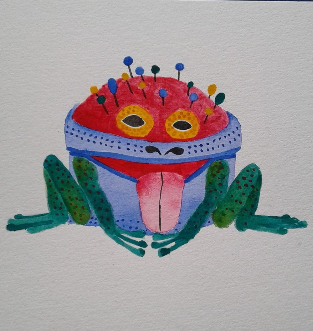 Whimsical Creatures - image 2 - student project