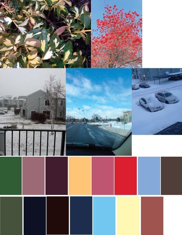 Workshop #5 Design your perfect portfolio - image 52 - student project