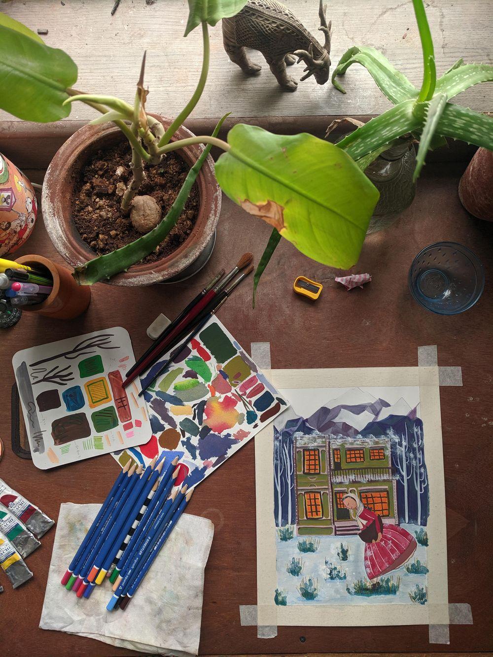 Azen of Ladakh - image 3 - student project