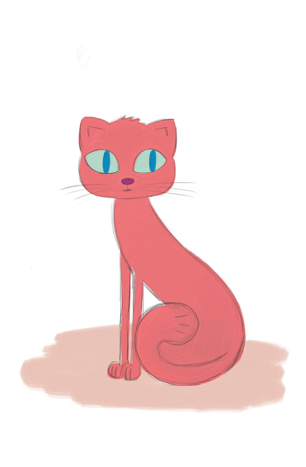 Kitty Cat - image 2 - student project