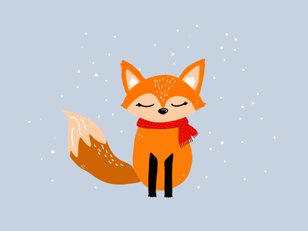 Deer vector illustration - image 1 - student project