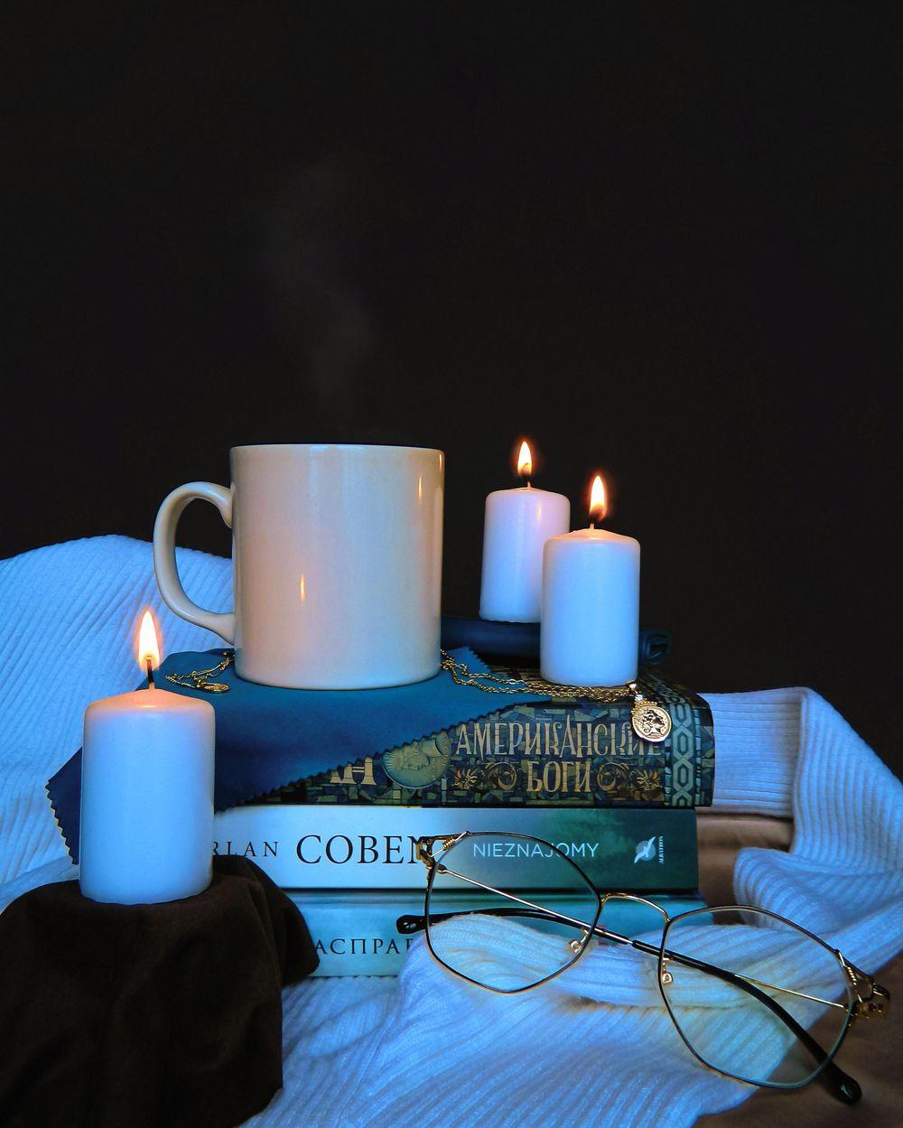 Books & Tea - image 1 - student project