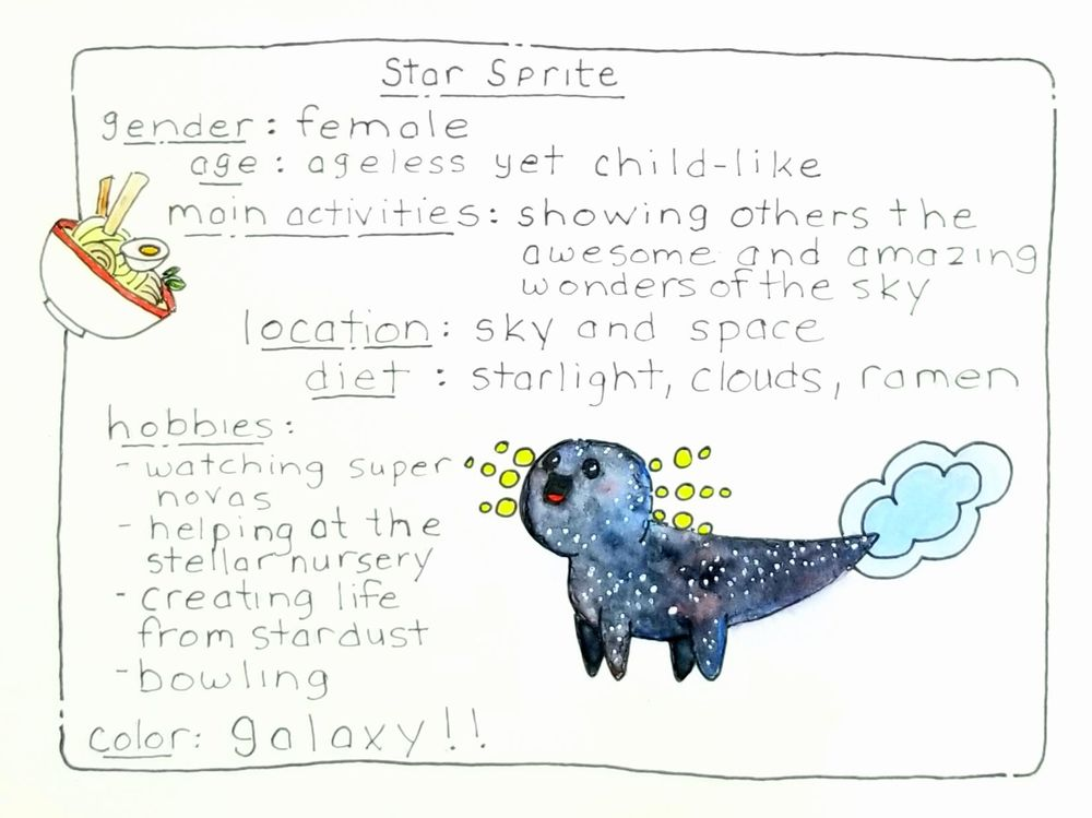 The Star Sprite - image 4 - student project