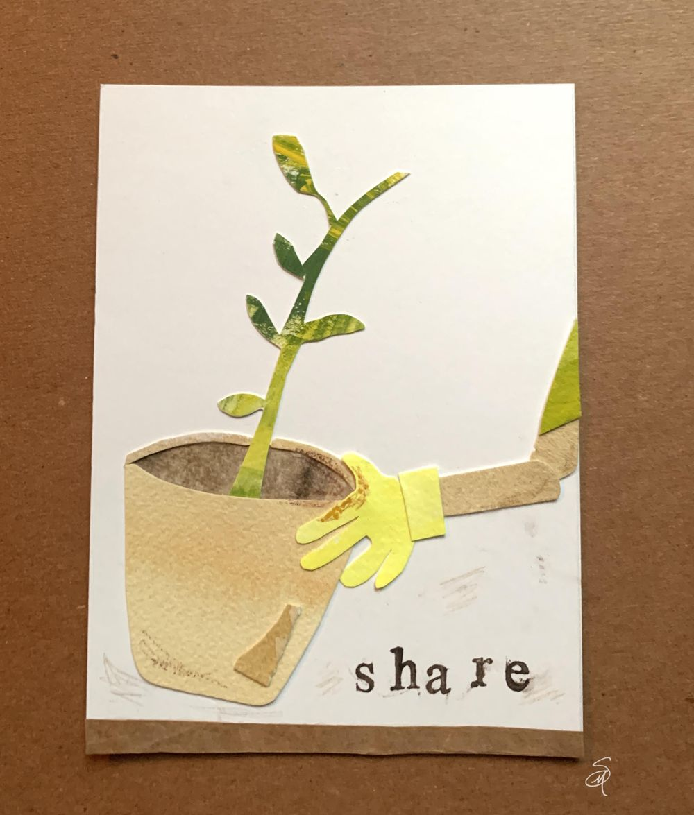 Creative Gardening - image 1 - student project