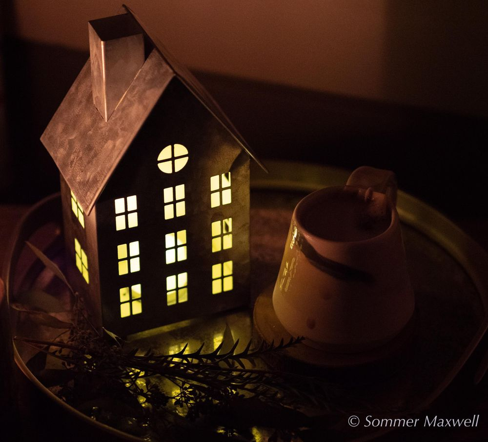 Early Morning Tea - image 2 - student project