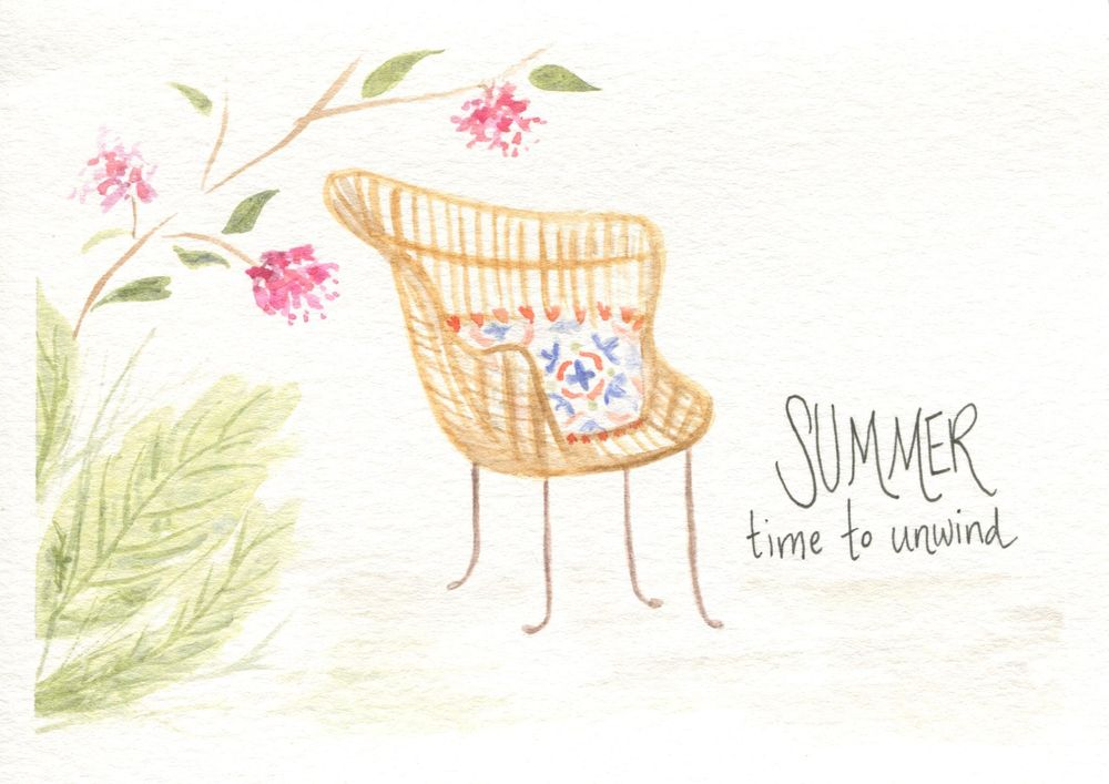 Summer - Time to Unwind - image 1 - student project
