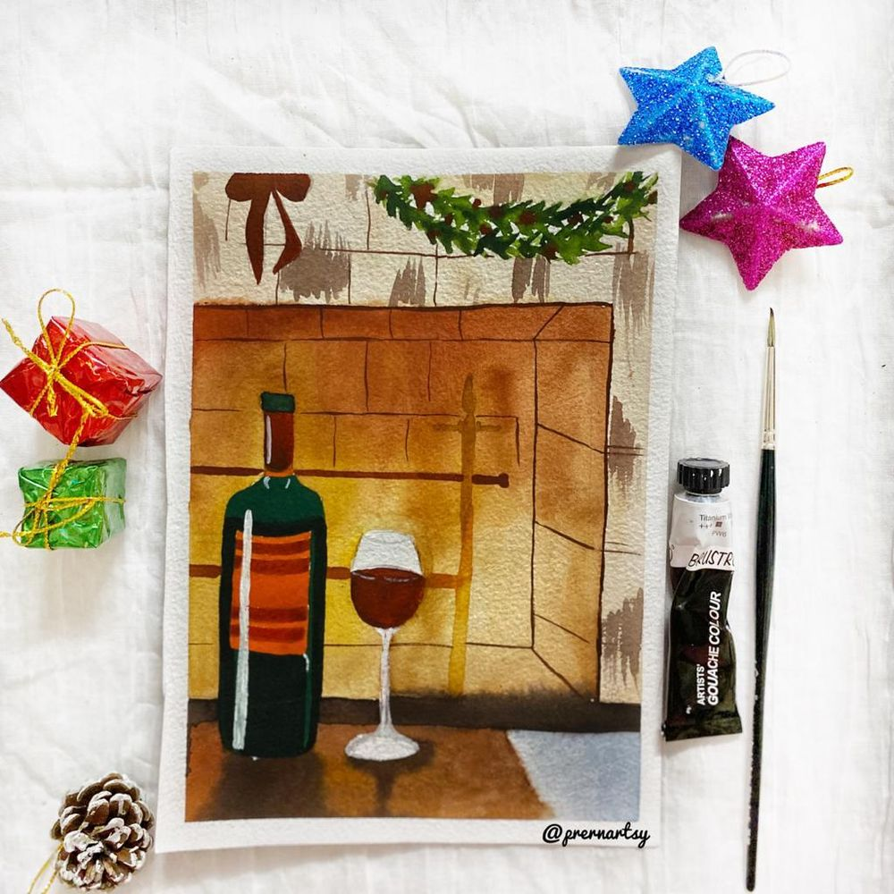 CHRISTMASSY VIBE with Mystique: MY VERSION - image 21 - student project