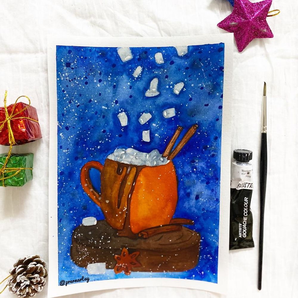 CHRISTMASSY VIBE with Mystique: MY VERSION - image 28 - student project