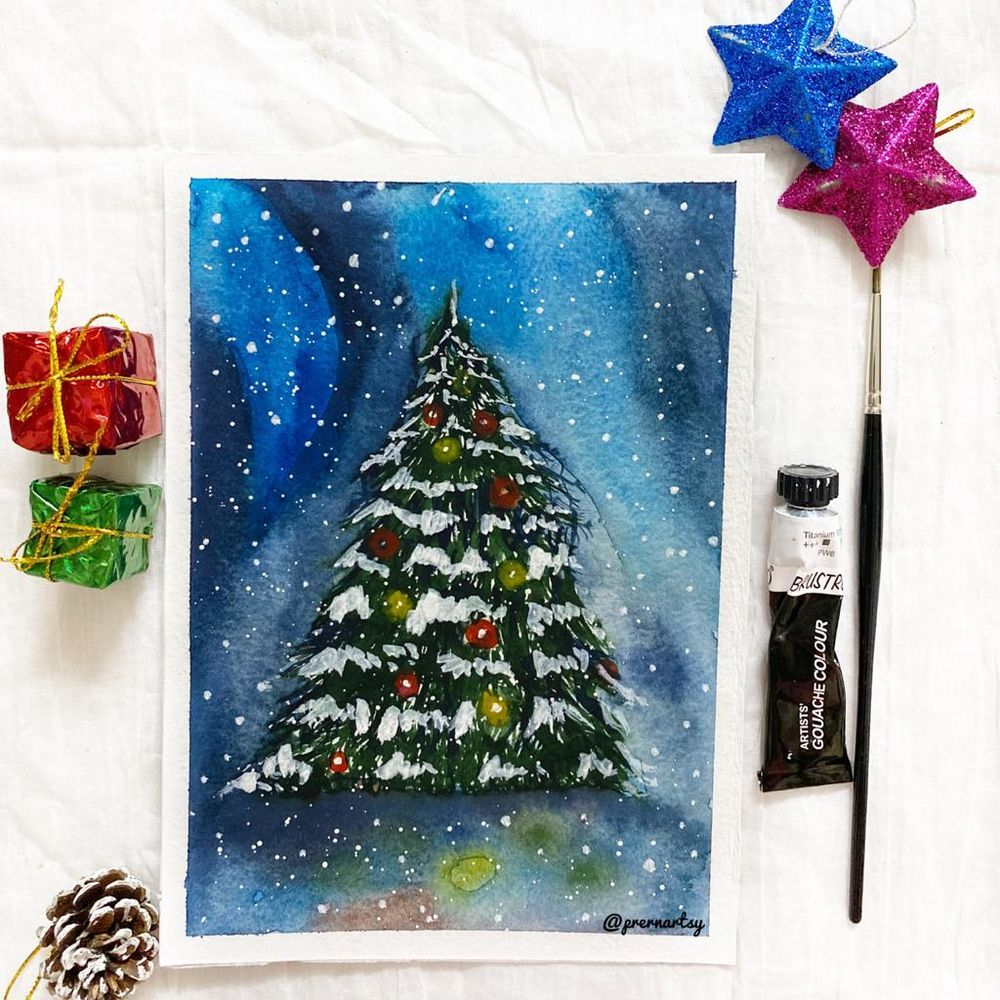 CHRISTMASSY VIBE with Mystique: MY VERSION - image 32 - student project