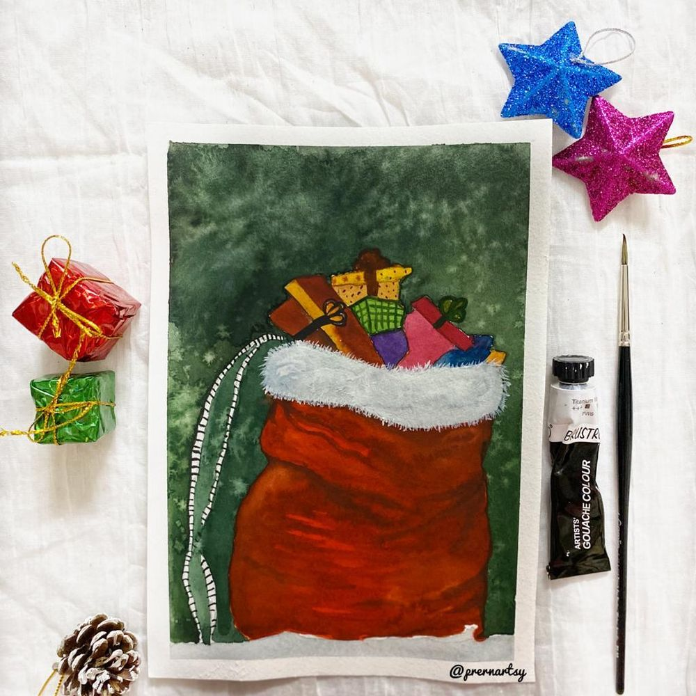 CHRISTMASSY VIBE with Mystique: MY VERSION - image 26 - student project