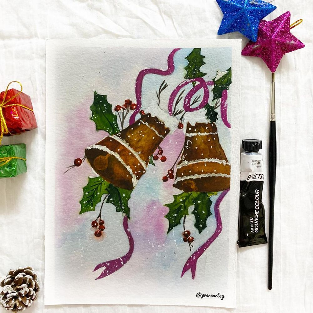 CHRISTMASSY VIBE with Mystique: MY VERSION - image 24 - student project