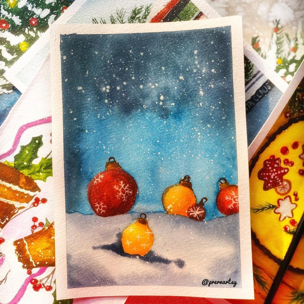 CHRISTMASSY VIBE with Mystique: MY VERSION - image 17 - student project