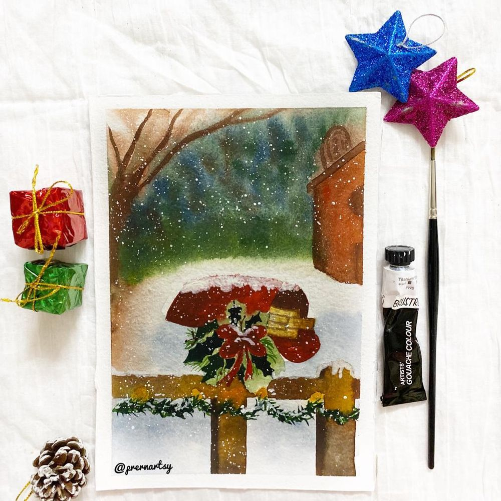 CHRISTMASSY VIBE with Mystique: MY VERSION - image 29 - student project