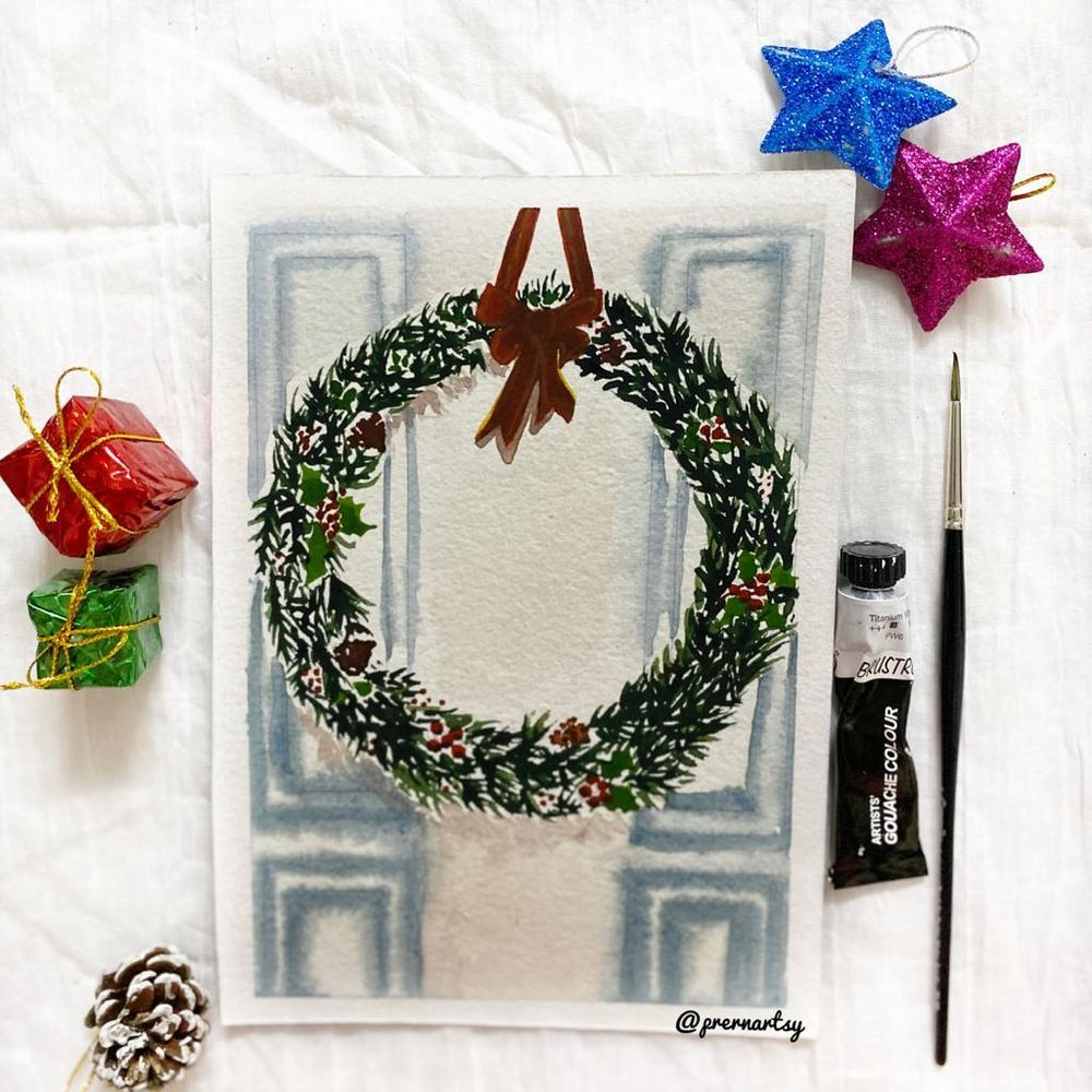 CHRISTMASSY VIBE with Mystique: MY VERSION - image 20 - student project