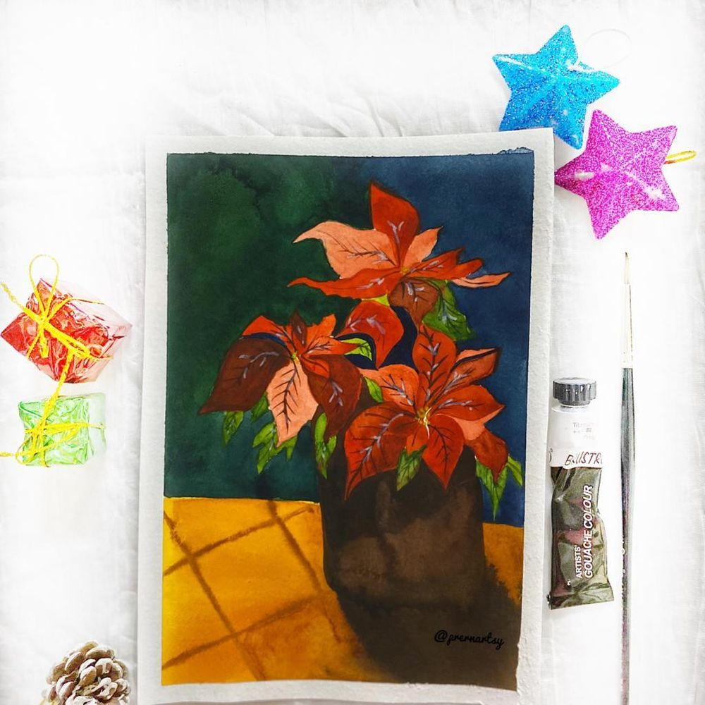 CHRISTMASSY VIBE with Mystique: MY VERSION - image 27 - student project