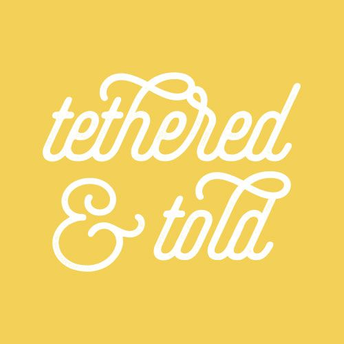 Tethered & Told Brand Personality - image 1 - student project