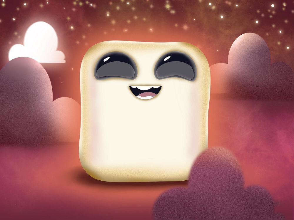 Cute little Marshmallow - image 1 - student project