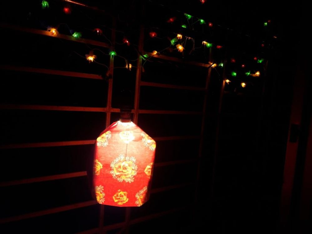 My Diwali Home Decor!! - image 2 - student project